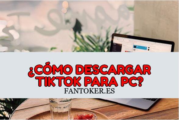 ¿Cómo descargar Tik Tok para PC?